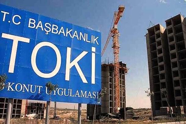 TOKİ'den aylık 800 lira taksitle ev fırsatı!