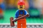 Lego küçülmeye gidiyor