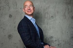 Dünya tarihinin en zengini artık Amazon'un kurucusu Jeff Bezos