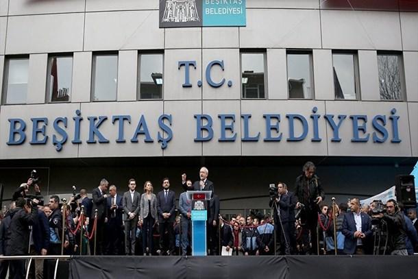 Beşiktaş'ın yeni belediye başkanı belli oldu