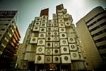 Tokyo'nun benzeri olmayan kapsül rezidansı