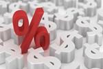Milli gelirin yüzde 1,9'u faize gitti