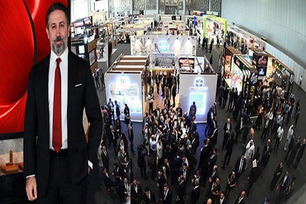 Tahincioğlu 3 projesiyle Expo Turkey By Qatar 2018'deki yerini aldı