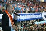 Erdoğan: İstanbul'u ulaşım ağlarıyla donatacağız