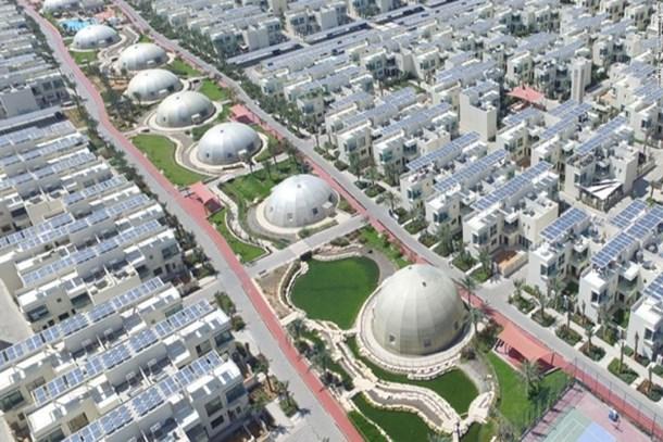 Birleşik Arap Emirlikleri 354 milyon dolarlık şehir kuruyor