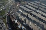 Zeytinburnu'nda olaylı yıkım