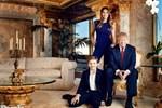 Trump'ın altın kaplama evi