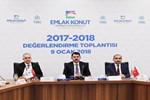 Emlak Konut 2018 hedefi 1,8 milyar TL'lik kar