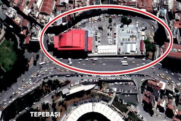 İBB ile TRT arasında arazi takası!
