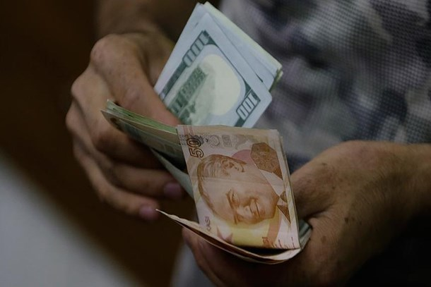 Dolar/TL son 2 ayın en düşük seviyesinde