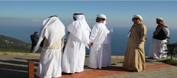 Araplar, Karadeniz'de konuta yöneldi