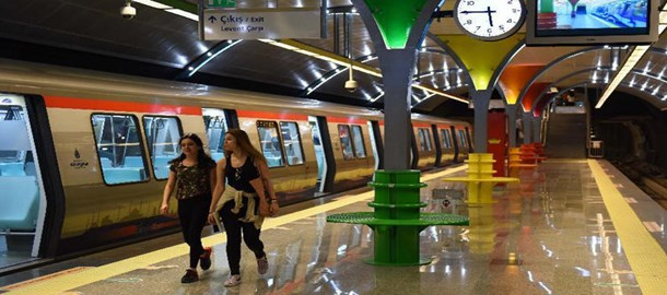 Metro, Kurtköy Viaport'a kadar uzayacak!