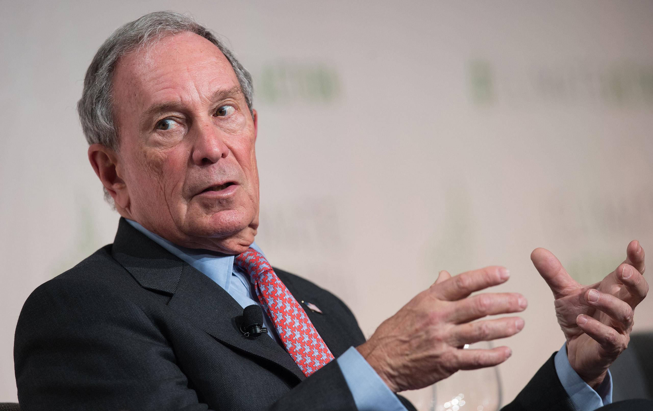 10-Michael Bloomberg 51,8 milyar $