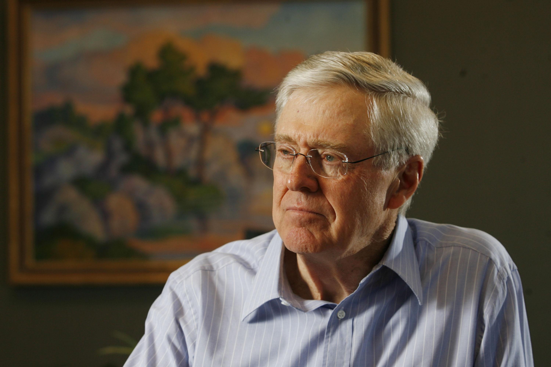 7-Charles Koch 53,5milyar $