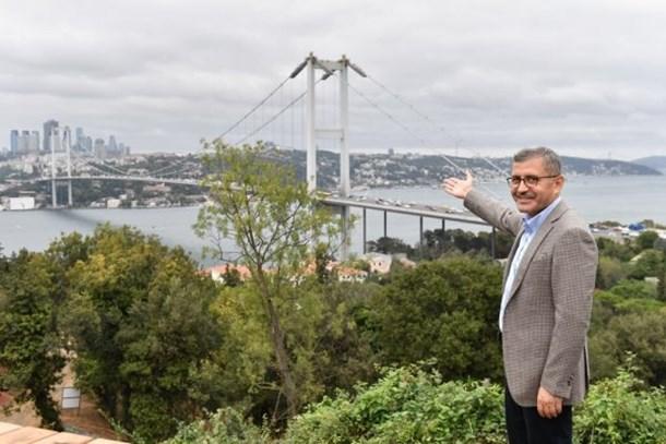 Boğaz'ın balkonu Millet Parkı oldu!