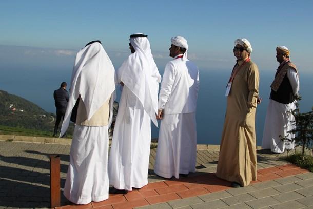 Karadeniz Araplar'ın kıskacında!