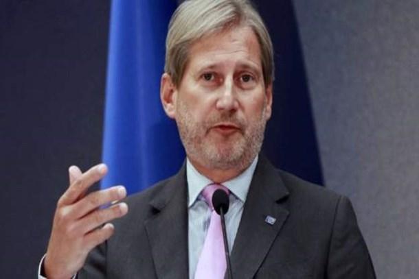 AB'nin genişlemeden sorumlu komisyon üyesi: Türkiye ile müzakere bitirilmeli!