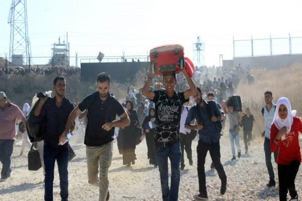 Suriye'ye bir sınır kapısı daha açıldı!