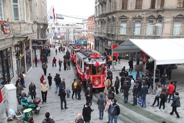 İstanbul'un enflasyonu düştü