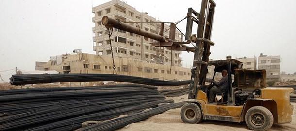 İnşaat malzemeleri sanayi ihracatı arttı!