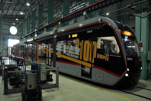 Kayserili işini bilir! Yerli tramvay ile 127 milyon liralık tasarruf