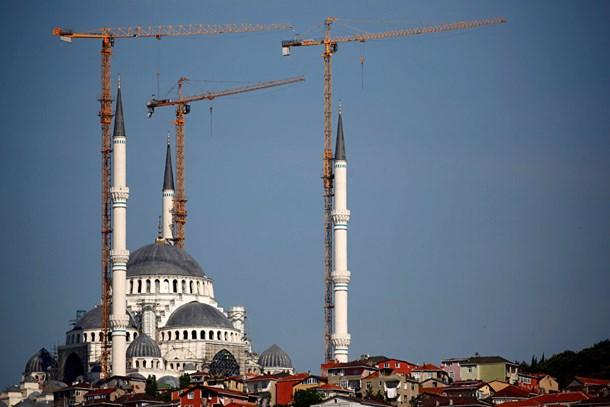 Çamlıca Camii'ne yeni isim önerisi