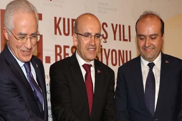Türkiye Müteahhitler Birliği 66 yaşında