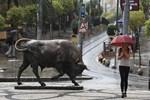 Kadıköy'ün simgesi olan Boğa heykeli için kritik karar