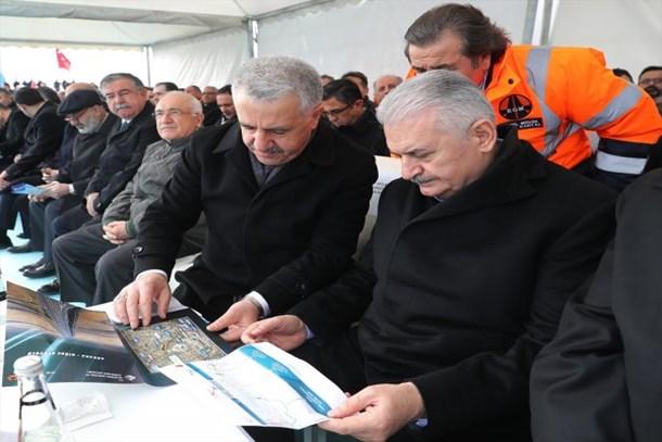 Bakan Arslan Avrasya Tüneli'ni eleştirenlere sert çıktı