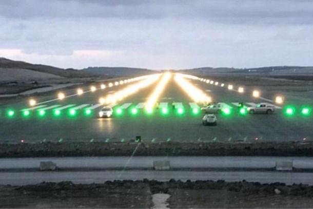 3. Havalimanı için tarihi an