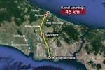 Ortadoğu Kanal İstanbul'a akıyor