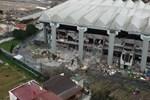 Abdi İpçi Spor Salonu'nun yıkımında flaş gelişme