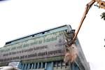 Aksaray'daki İSKİ binasının akıbeti belli oldu