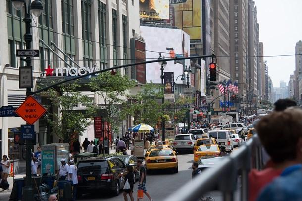Dünyanın en pahalı caddeleri belli oldu