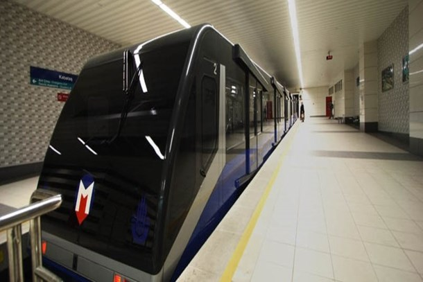 İstanbul'a 70 km'lik yeni metro hattı