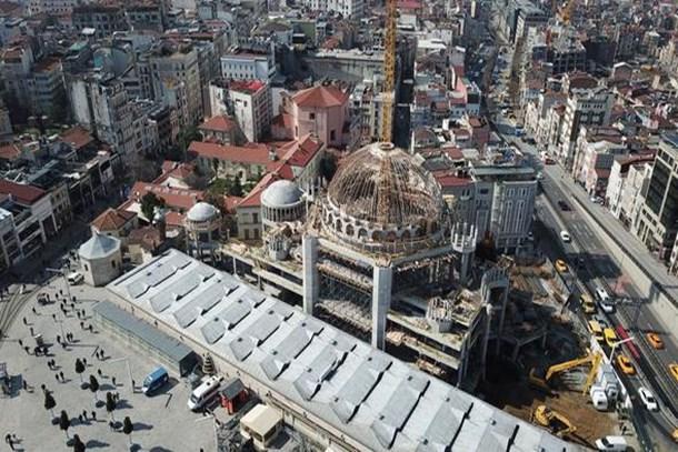 Taksim Camii ne zaman açılacak? İşte son hali