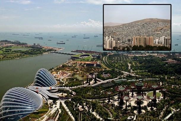 Dünyanın en pahalı ve en ucuz şehri açıklandı