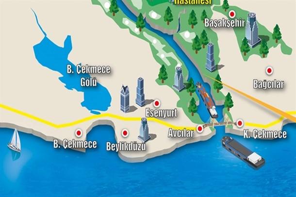 Gayrimenkulde Kanal İstanbul vurgusu