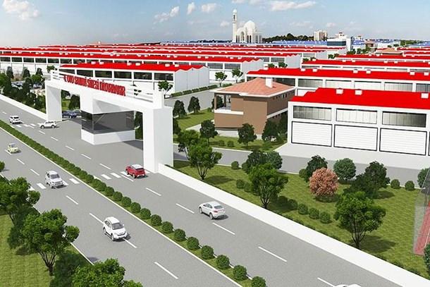 TOKİ, Diyarbakır'da sanayi sitesi kuracak