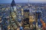 Londra 'finans'ın zirvesinden inmedi