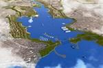 Kanal İstanbul'a finans merkezi adası