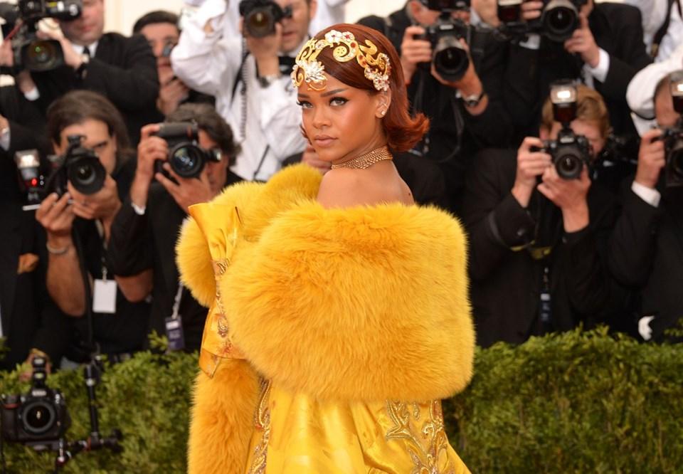 Dünyaca ünlü şarkıcı Rihanna, üç ay önce satın aldığı West Hollywood'daki evini 2,85 milyon dolara...