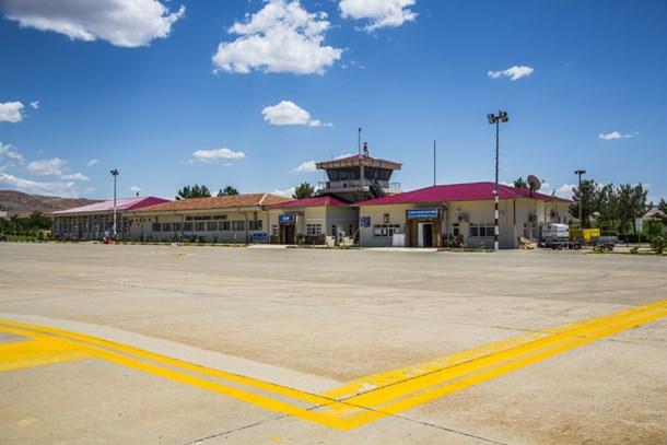 Siirt haziran ayında havalimanına kavuşuyor