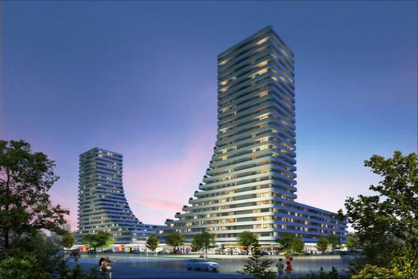 Harmony Towers projesinde satışlar devam ediyor