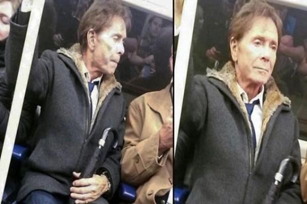 Emlak kralı metroda