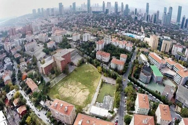 Etiler Polis Meslek Yüksekokulu arazisi Kiptaş'a satıldı