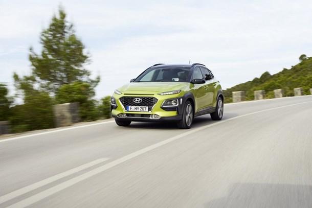 Hyundai Kona Türkiye pazarına girdi