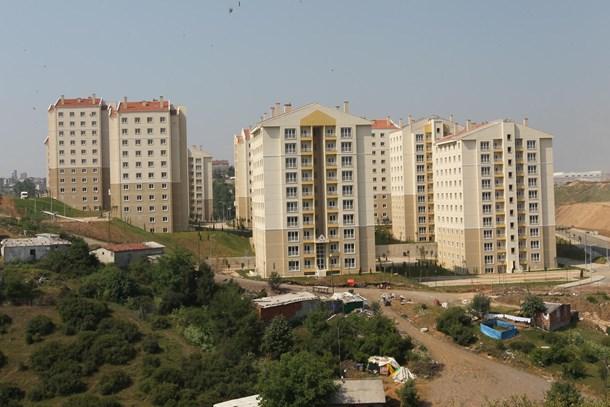TOKİ'den Kayaşehir'e 862 konut!