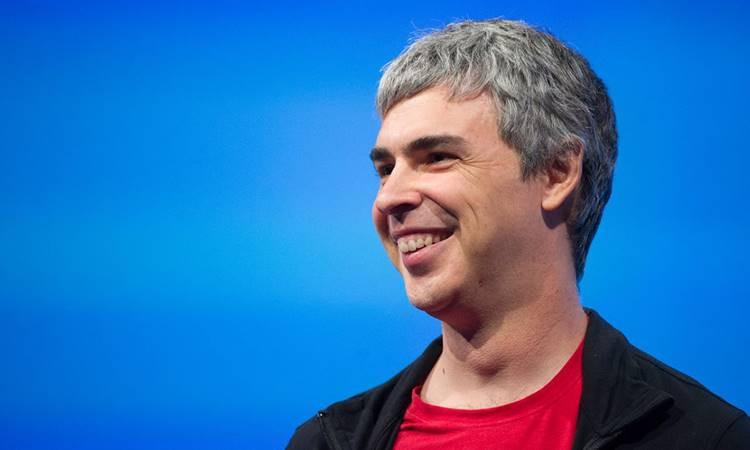 10- Google'ın kurucularından Larry Page<br />