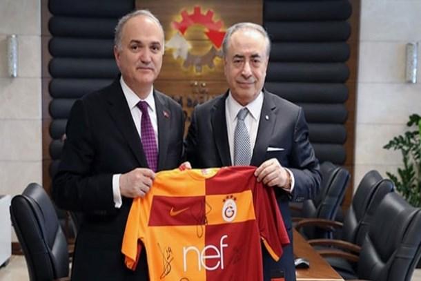 Galatasaray Kulübü Seyrantepe'de Teknokent kuruyor!